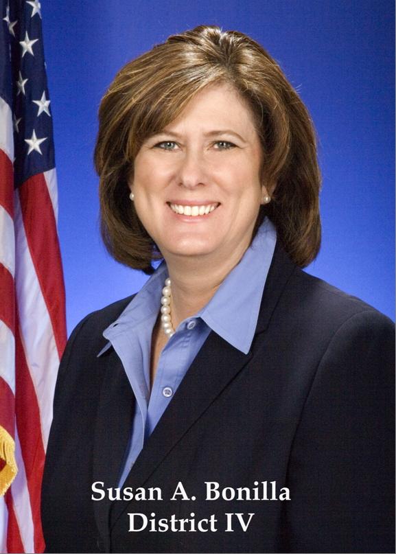 Supervisor Susan Bonilla